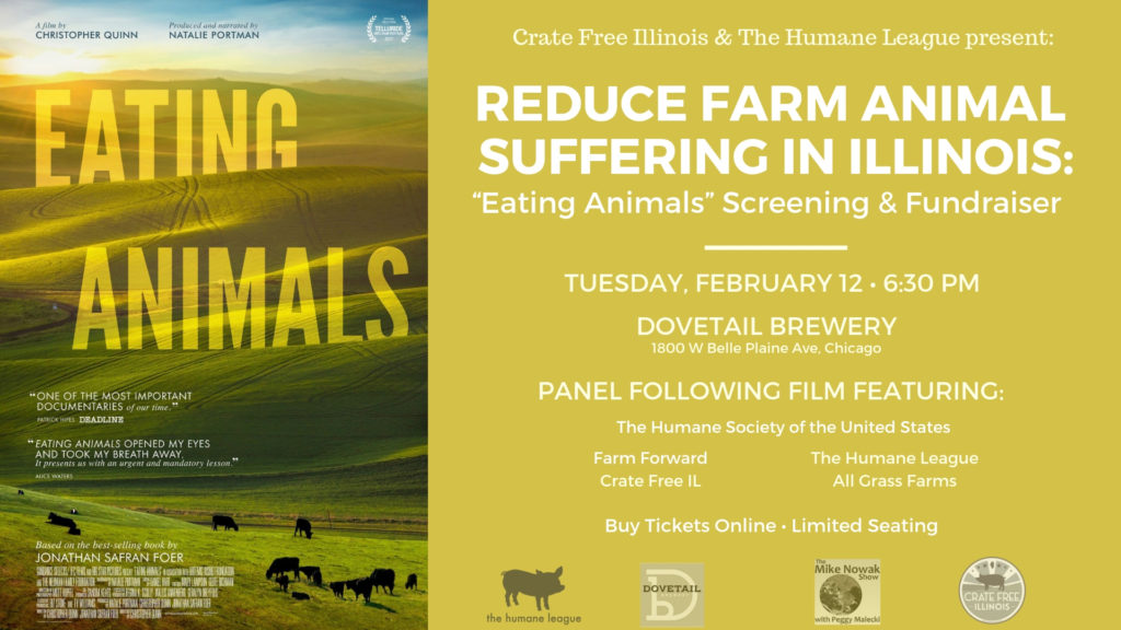 Eating Animals Screening Event