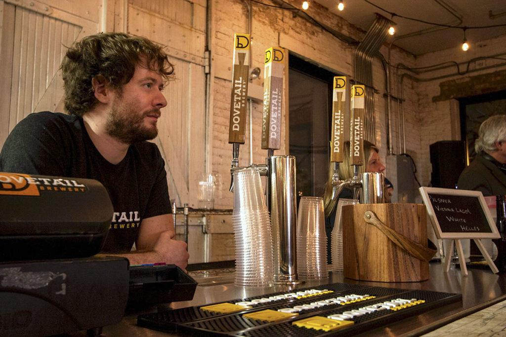 Dovetail Brewery Loft