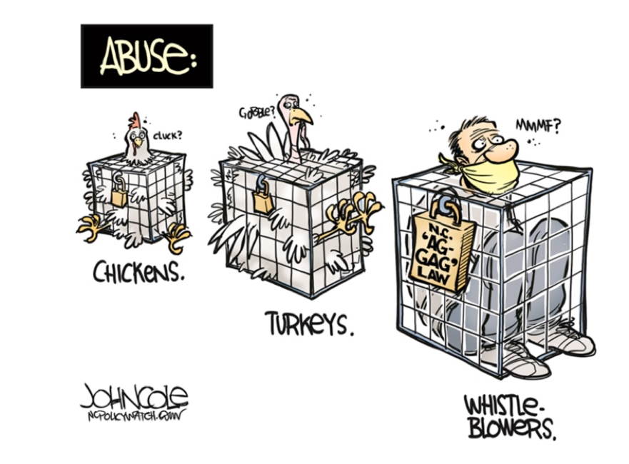 Ag Gag Cartoon