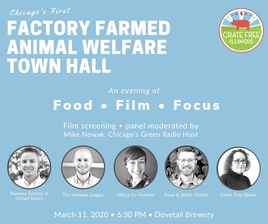 Animal Welfare Town Hall Speakers