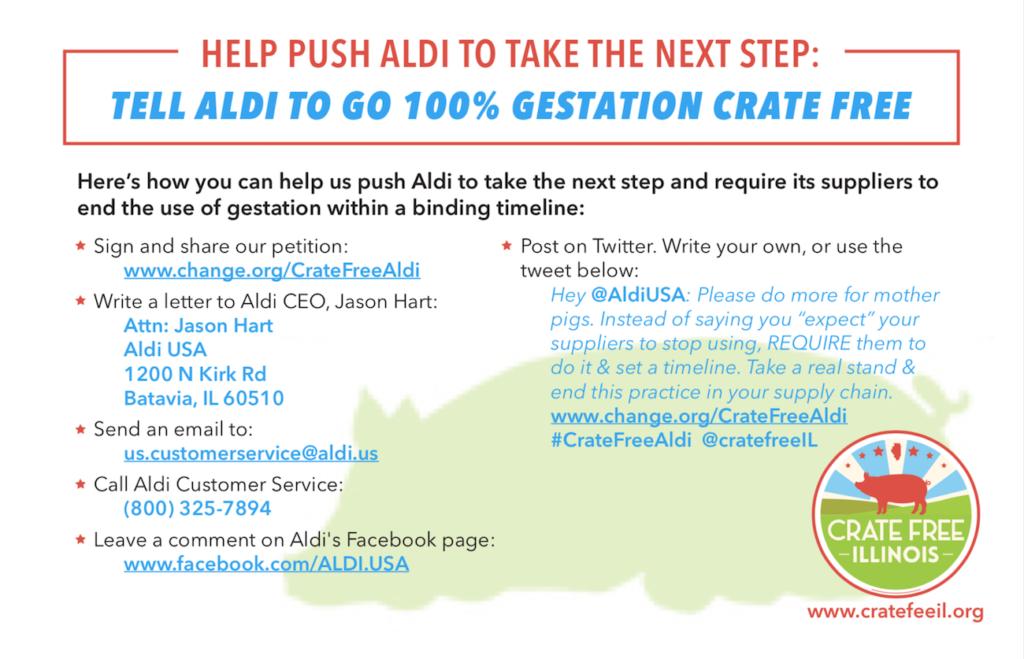 Crate Free Aldi